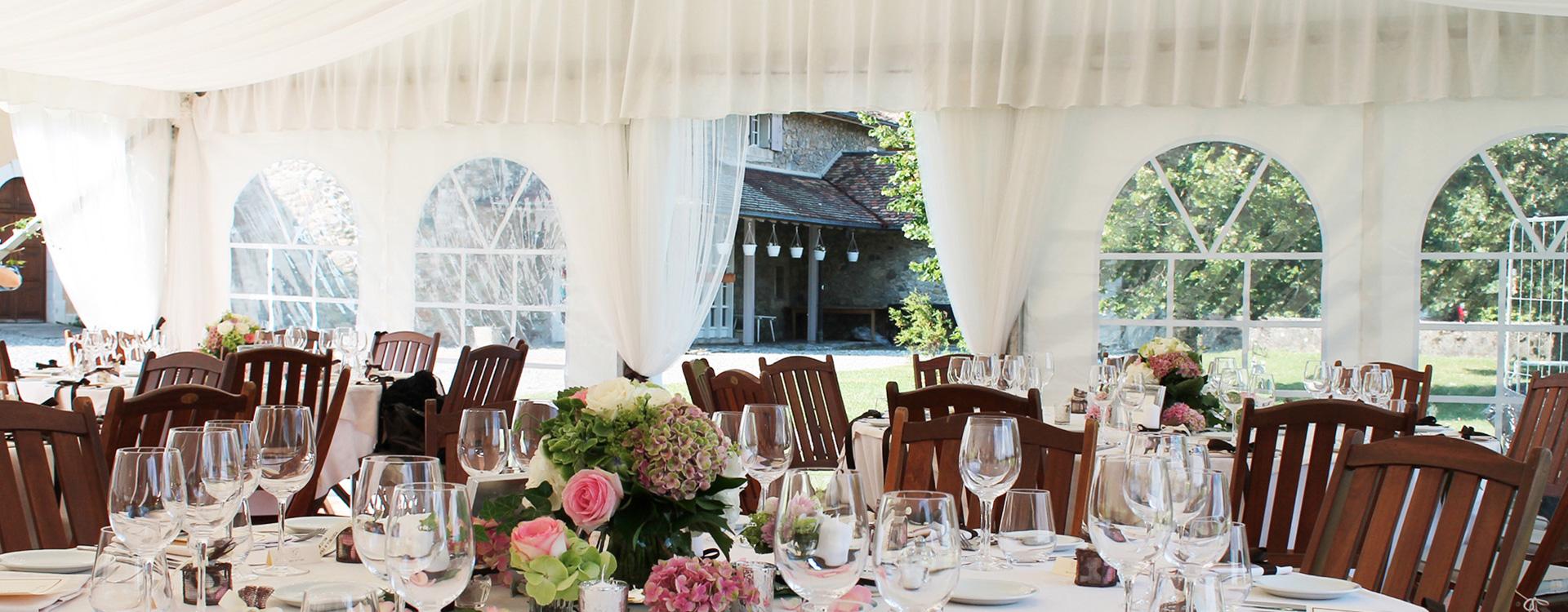 decoration mariage haute savoie